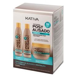 Kativa Kit Post Alisado (3x250ml)