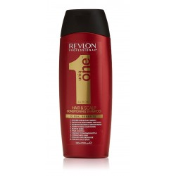 Revlon Uniq One All in One Hair & Scalp Conditioning Shampoo (300ml)