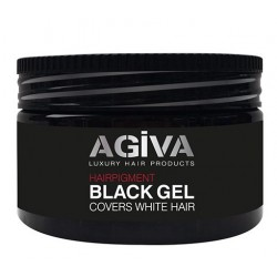 Agiva Hairpigment Black Gel (250ml)