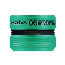 Agiva Hair Styling Cream 06 Brilliantine (150ml)