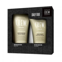 American Crew Pack Mousturizing Shave Cream+ Post shave Cooling Lotion