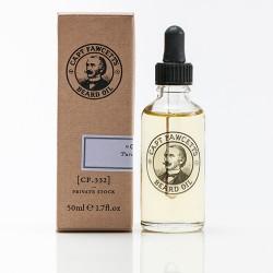 Captain Fawcett's Beard Oil Private Stock (50ml)