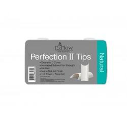 Ez Flow Perfection II Tips Natural (100Uds)