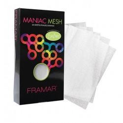 Framar Maniac Mesh 50 Láminas para Mechas