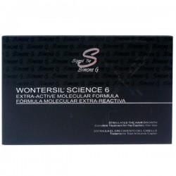 Simone G. 40 Anti-Caída Wontersil Science-6 Ampollas (6x15ml)