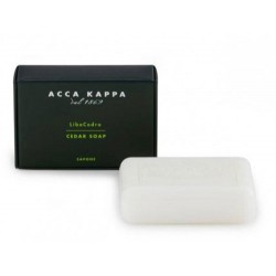 Acca Kappa Jabón de Baño LiboCedro (100g)