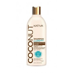 Kativa Coconut Champú (500ml)
