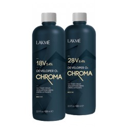 Lakme Chroma Developer O₂ Oxydant Cream (1000ml)