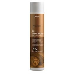 Lakme N-Teknia Ultra Brown Shampoo