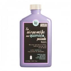 Lola Cosmetics Eu Sei o Que Você Fez Quimica Passada Champú (250ml)