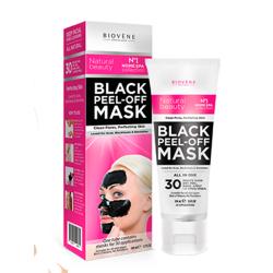 Biovene Black Peel-Off Mask  (100ml)