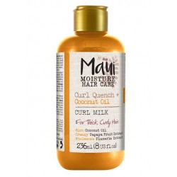 Maui Moisture Curl Quench+ Coconut Oil Curl Milk (236ml)