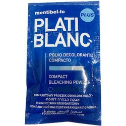 Montibel·lo Color Platiblanc Plus Sobre 30 (24 x 30gr)