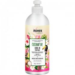 Embelleze Novex Coconut Oil Leave-in Conditioner (300g)