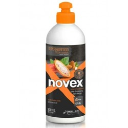 Embelleze Novex SuperHairFood Cacau & Amêndoa Leave-In Conditioner (300ml)