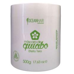 Ocean Hair Mascarilla Quiabo Efecto Tela (500gr)