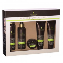 Macadamia Natural Oil Pack Styling Collection
