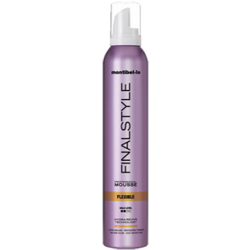 Montibel·lo Finalstyle Flexible Professional Mousse (320ml)