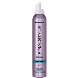 Montibel·lo Finalstyle Fuerte Professional Mousse (320ml)