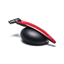 Bolin Webb R1-S Red Monza & Stand Negro