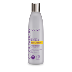 Kativa Color Therapy Blue Violet Champú (250ml)