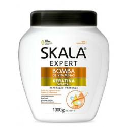 Skala Bomba Vitaminas Keratina Crema Acondicionadora (1000ml)