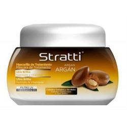 Stratti Aragan & Keratina Mascarilla (550gr)