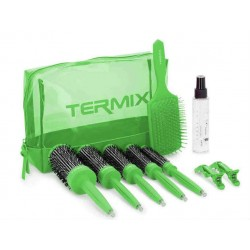 Termix Pack Brushing 3 Pasos Verde