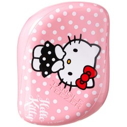 Tangle Teezer Cepillo Compact Styler Hello Kitty Pink