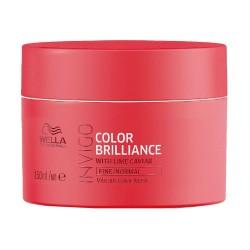 Wella Invigo Color Brilliance Mascarilla Cabellos Fino/Normal