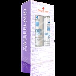 Zimberland Pack Keratin Plus Shampoo Restaurador + Mascarilla Fortificante