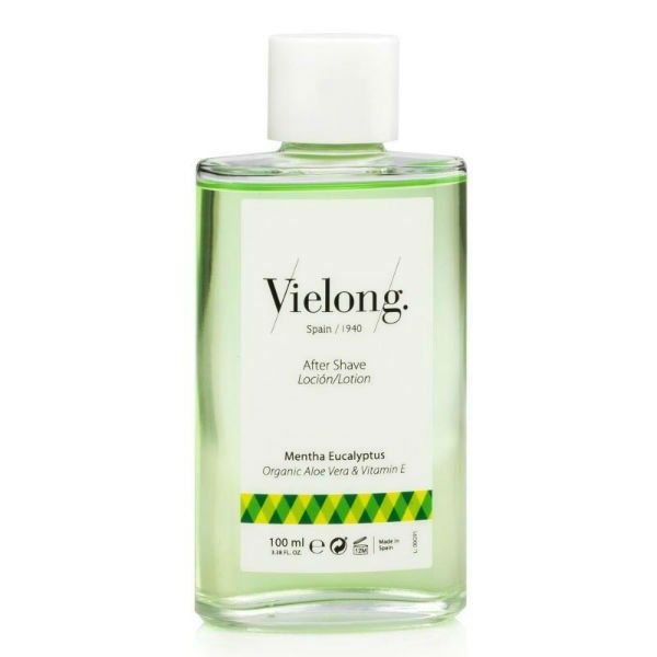 Vielong After Shave Loción Con Alcohol 100ml